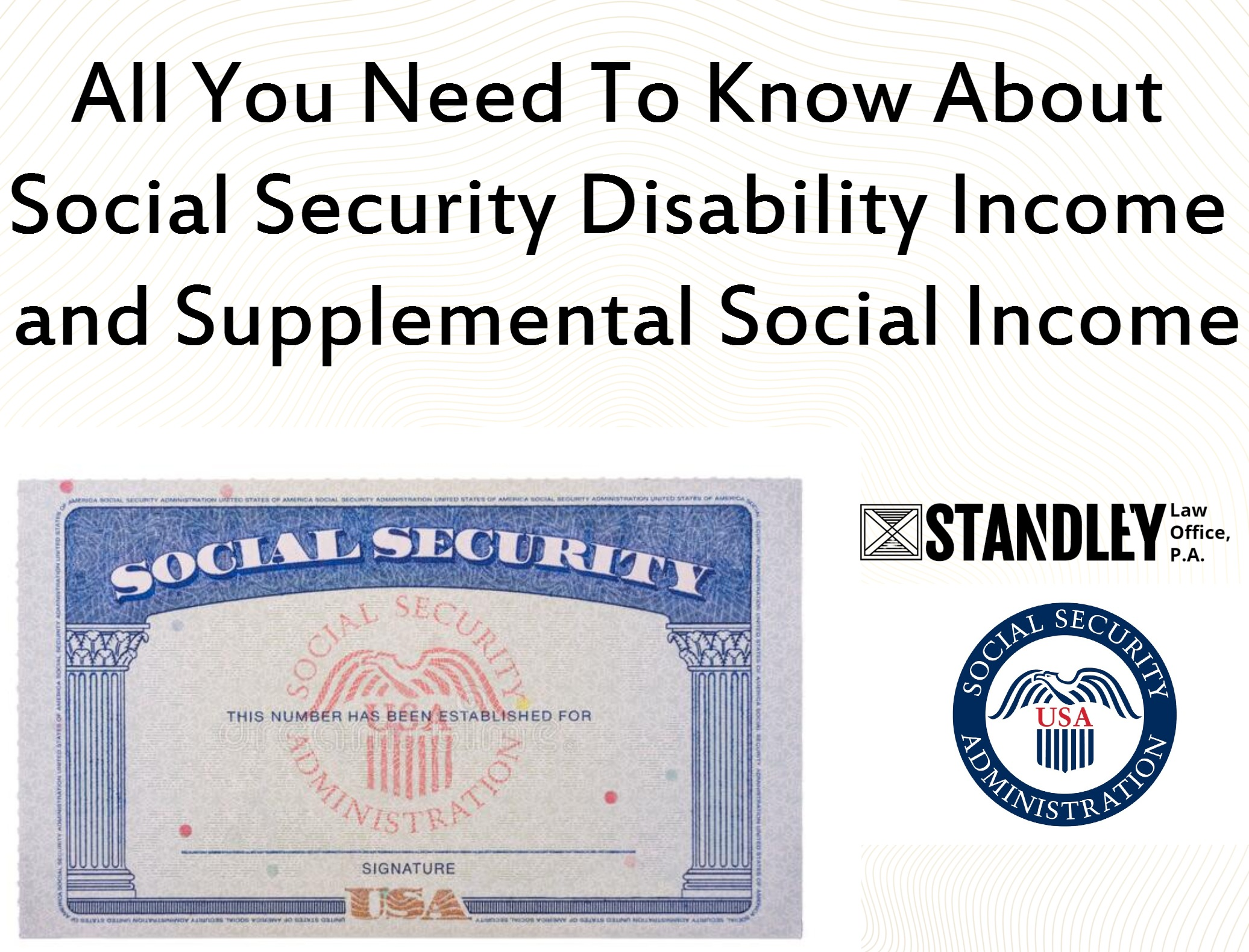 social security disability benefits – Requirements & Lawyers – Tampa Florida