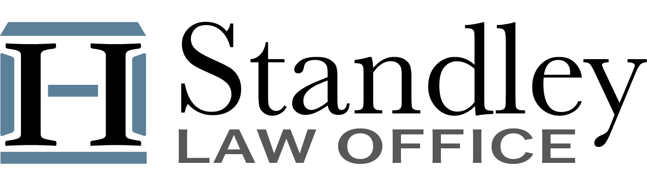 Standley Law Office New Logo